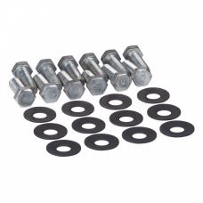 Комплект зажимов для алюминиевых шин ВА50-43-2000А-УХЛ3 | 143590 | КЭАЗ