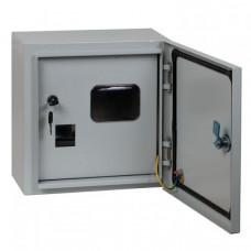 Щит учетный ЩУ-1/1-1 двухдверный (310х300х160) IP54 EKF PROxima | mb54-1-2 | EKF