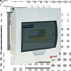 Щит распределительный встраиваемый ЩРВ-П-8 IP41 EKF PROxima | pb40-v-8 | EKF
