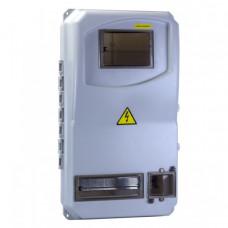 Щит учетно-распред. навесной пластик ЩУРн-П 3/11 (494х300х136) IP55 EKF PROxima | pb-3/11-55 | EKF