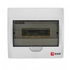 Щит распределительный навесной ЩРН-П-10 IP41 EKF PROxima | pb40-n-10 | EKF