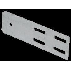 Пластина шарнирного соединения h 50mm HDZ   CLP1SH-050-M-HDZ   IEK