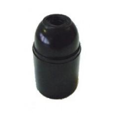 Патрон подвесной карболитовый Е27 черный, без наклейки | SQ0335-0011 | TDM