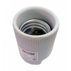 Патрон подвесной керамический Е40 (100 шт), стикер на изделии Пкр40-16-К43 | EPC30-04-01-K01 | IEK
