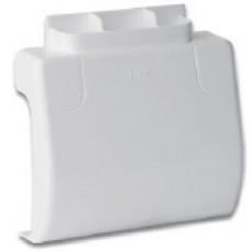 Отвод модульной коробки Brava для к/к 70х22 и 90х25 мм | 09206 | DKC