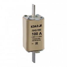 Вставка плавкая ПН2-100-10А-У3   120102   КЭАЗ