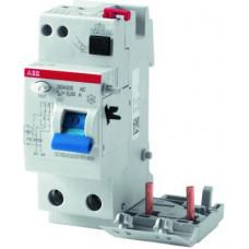 Блок.диф.тока 2мод. DDA202 AC-40/0,03 | 2CSB202001R1400 | ABB