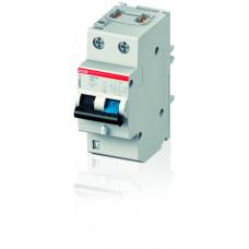 Выключатель дифференциальный (УЗО) FS401M-B16/0.03 16А 30мА | 2CCL562110E0165 | ABB