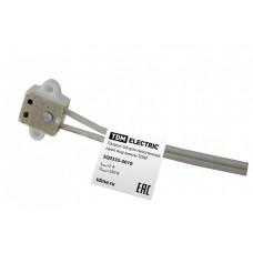 Патрон для галогенных ламп G4 под винты | SQ0335-0019 | TDM