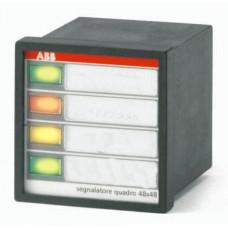 Индикатор светодиодный SL-4-115V/48 DC | 2CSG273313R3001 | ABB