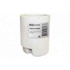 Патрон керамический Е40 (контакты медь, гильза медь) | SQ0319-0006 | TDM