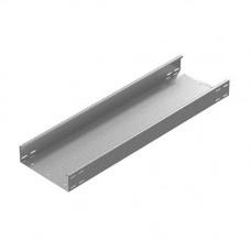 Промышленный лоток кабельный неперфорированный 600х85х3000 (2,0 мм) | ПЛК(Н)-600х85 (2 мм) | Ostec