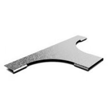 Крышка к Т-отводу плавному к лотку OSTEC 100х50 | КТТп-100 | OSTEC