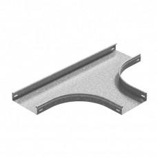 Т-отвод плавный универсальный к лотку 200х100 | ТТРп-200х100 | OSTEC