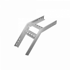 Угол лестничный верт. внеш. 45 град 100х400 HD | LVL45*100*400*1.5 HD | КМ-профиль
