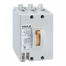 Выключатель автоматический ВА21-29-322810-8А-3Iн-400AC-НР220AC/DC-У3 | 103267 | КЭАЗ