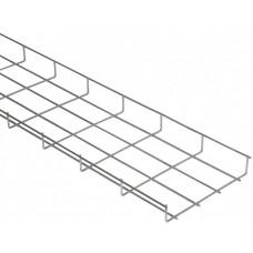 Лоток проволочный 100х 60х3000х4,0мм нержавеющий | CLWG10-060-100-3-INOX | IEK