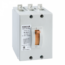 Выключатель автоматический ВА21-29В-340010-16А-12Iн-690AC-У3 | 103327 | КЭАЗ