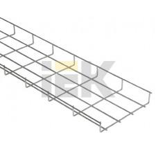 Лоток проволочный 100х 60х3000х4,0мм горячеоцинкованный | CLWG10-060-100-3 | IEK