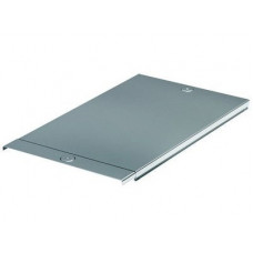 Крышка с заземлением на лоток осн.50 L3000, нержавеющая | 35520INOX | DKC