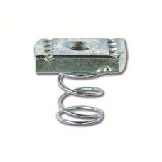 Гайка для подвешивания профиля (с удлиненной пружиной) М8х40 | CM160800 | DKC