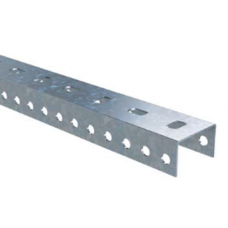 Профиль П-образный, L280, толщ.1,2 мм | SBL29020 | DKC