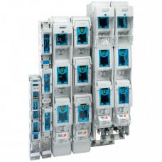 Предохранитель-выключатель-разъединитель планочный OptiVert 2х3-1-M-Q | 225581 | КЭАЗ