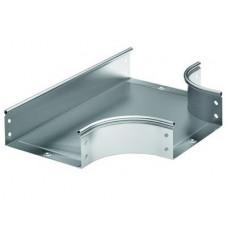 Ответвитель DPT T-образный горизонтальный 50x50 в комплектес крепежными элементами и соединительными пластинами, необхо | 36120KHDZ | DKC