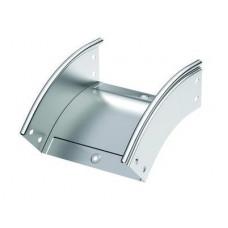 Угол CD 45 вертикальный внеш. 45° 100х50 в комплекте с крепежными элементами и соединительными пластинами, необходимыми | 36842K | DKC