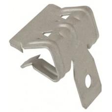 Крепеж для троса к швеллеру 2-3мм гориз.монт. | CM611003 | DKC