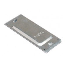 Пластина защитная IP44 осн.100, нержавеющая   30582INOX   DKC