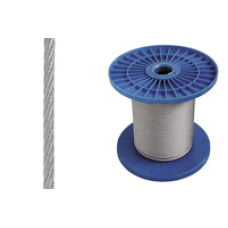 Трос стальной, толщина 5 мм | CM625505 | DKC