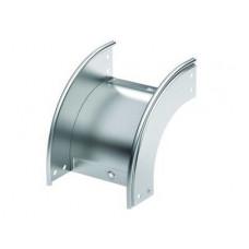 Угол CD 90 вертикальный внеш. 90° 100/50 в комплекте с крепежными элементами и соединительными пластинами, необходимыми | 36782K | DKC