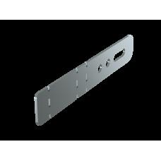 Держатель двускатной крышки, цинк-ламельный (аналог горячеоцинкованный)   UKH500HDZL   DKC
