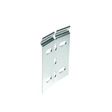 Ответвитель горизонтальный регулируемый внутренний, H50, цинк-ламельный | LP0050HDZL | DKC