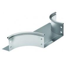 Ответвитель DL 50х50 в комплекте с крепежными элементами и соединительными пластинами, необходимыми для монтажа | 36233K | DKC
