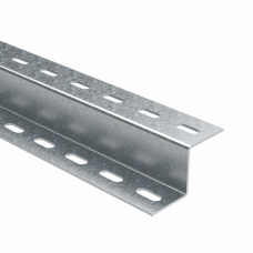 Профиль Z-образный 50х50х50,L2000 нержавеющий | BPM3520INOX | DKC