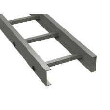 Лоток лестничный 100х400х3000мм, стеклопластик | GLL31040 | DKC