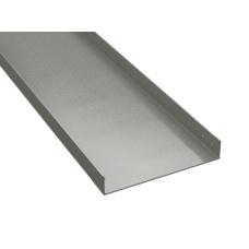 Лоток неперфорированный 400х 80х3000мм, стеклопластик | GNS30840 | DKC