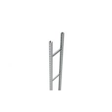 Лоток лестничный вертикальный 200х 41х3000мм, горячеоцинкованный | UVC302HDZ | DKC