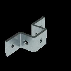 Крепление стеновое для профиля 41х41, горячеоцинкованное   BMD1051HDZ   DKC