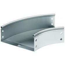 Угол CPO 45 горизонтальный 45° 100х80 в комплекте с крепежными элементами и соединительными пластинами, необходимыми для | 36082KHDZ | DKC