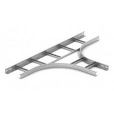 Тройник для лестничного лотка НЛО 200х80х3000 | ТЛНЛО 200х80 | OSTEC