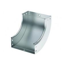 Угол CS 90 вертикальн.внутр.90° 150/100 в компл.с крепежн.элементами и соединит.пластинами,необходимыми для монтажа,нерж | 36702KINOX | DKC