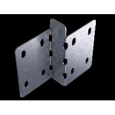 Упрощенная редукция 25 мм, H100, нержавеющая сталь | LR1025INOX | DKC