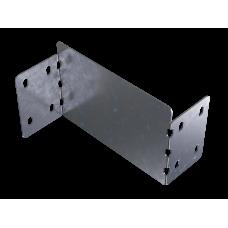 Упрощенная редукция 150 мм, H100, нержавеющая сталь | LR1150INOX | DKC