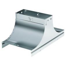Крышка-ответвитель TS осн.200 H100 в компл.с крепежн.элементами и соединит.пластинами,необходимыми для монтажа,нержавеющ | 37344KINOX | DKC