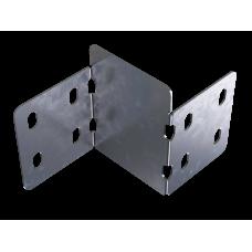 Упрощенная редукция 60 мм, H80, нержавеющая сталь | LR8060INOX | DKC