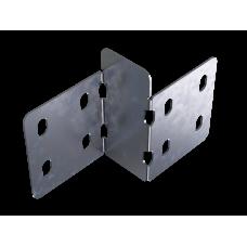 Упрощенная редукция 35 мм, H80, нержавеющая сталь | LR8035INOX | DKC