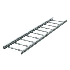 Лоток лестничный 800х100х3000х1,5мм, лонжерон | ULM318 | DKC
